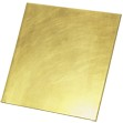 "Brass Alloy 360 Plate 1/32 (.031"") Thick x 12"" W x 12"" L"