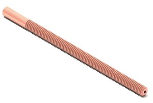 COPPER STANDARD EDM TAPPING ELECTRODE 3/8-16